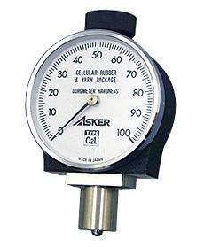 Asker橡胶硬度计C2型